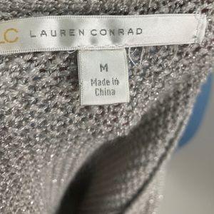 LC Lauren Conrad Sweaters - LC Lauren Conrad ooh la la Crewneck sweater